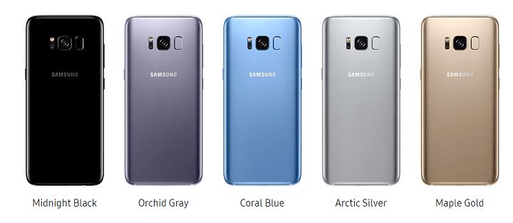 Imagen - Samsung Galaxy S8 y Galaxy S8+ ya están aquí, conoce todos los detalles