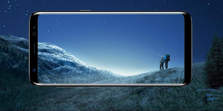 Oferta: Samsung Galaxy S8+ por menos de 600 euros