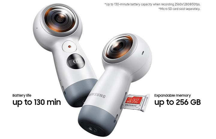 Imagen - Samsung Gear 360, la renovación de la cámara que graba en 360 grados