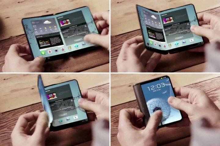Imagen - Samsung Galaxy X, el teléfono flexible llegará muy pronto