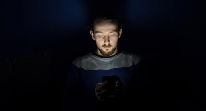 Imagen - WhatsApp trabaja en un modo noche