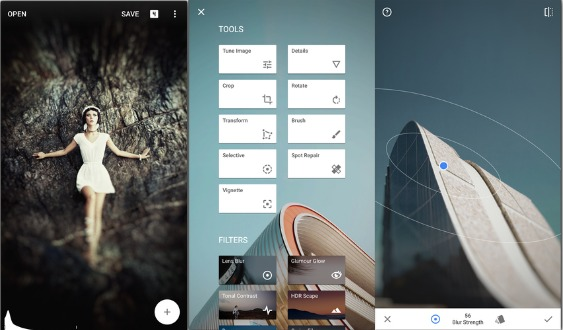 Imagen - Snapseed 2.17 incluye tres nuevas funciones: ¡conócelas!