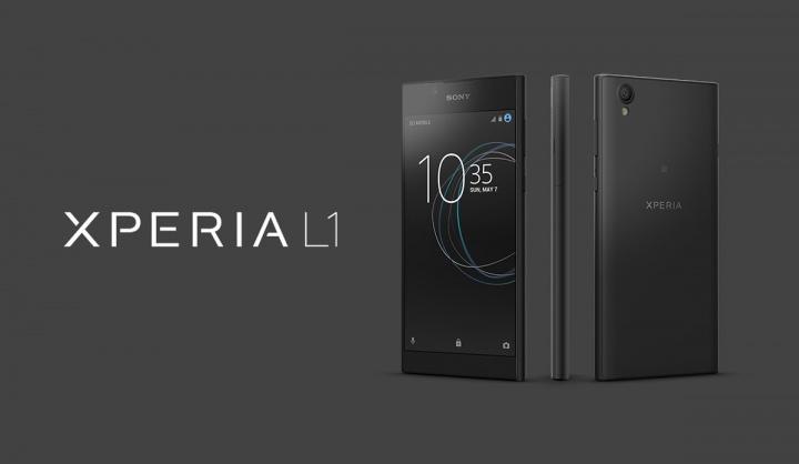 Sony Xperia L1, el nuevo phablet asequible y elegante ya es oficial