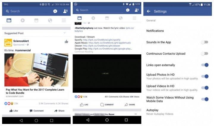 Imagen - Facebook estudiaría ofrecer contenidos de pago