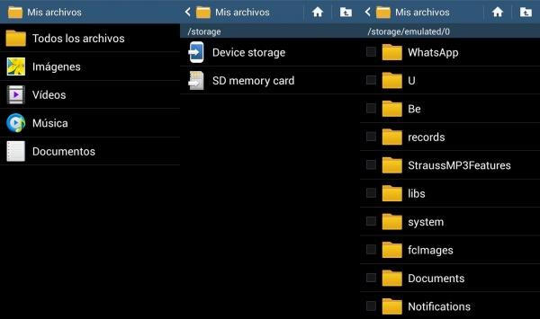 Imagen - ¿Dónde se guardan las notas de voz en Android?