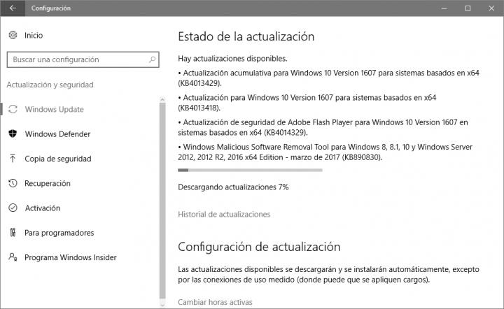 Imagen - La actualización KB4013429 para Windows 10 tarda mucho en instalarse