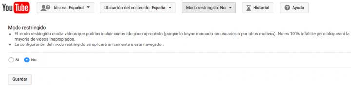 Imagen - Esta opción de YouTube te oculta miles de vídeos
