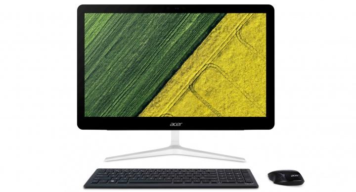 Imagen - Acer Aspire Z24 y Aspire U27, sobremesas all-in-one delgados y silenciosos para el hogar