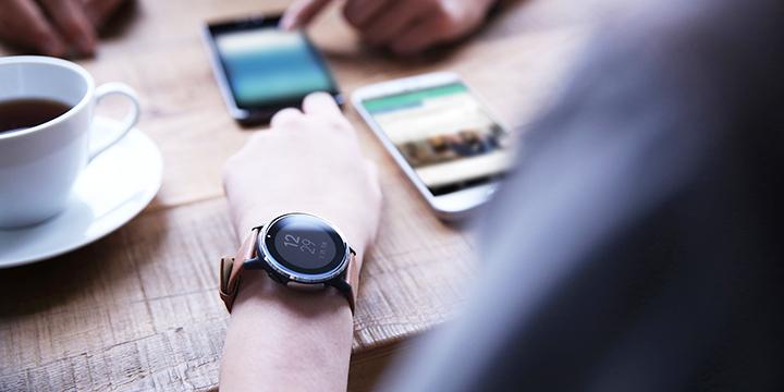 Imagen - Acer Leap Ware, el smartwatch deportivo con pulsómetro y sensor de rayos ultravioleta