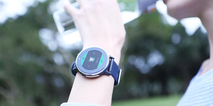 Acer Leap Ware, el smartwatch deportivo con pulsómetro y sensor de rayos ultravioleta