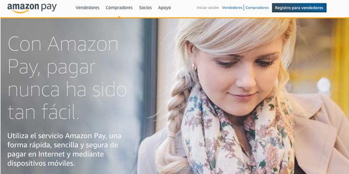 Imagen - Amazon Pay llega a España: conoce cómo funciona