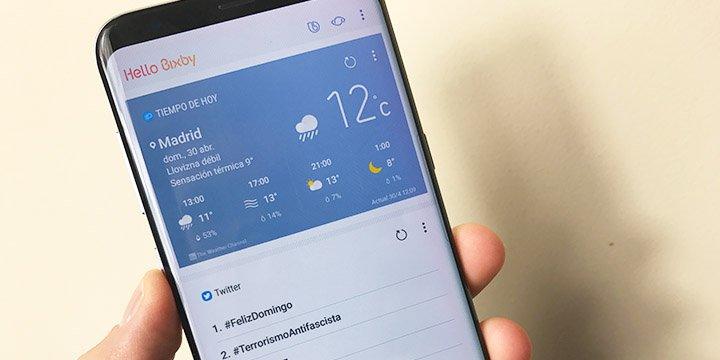 Imagen - 5 cosas que debes saber de Bixby, el asistente virtual del Galaxy S8