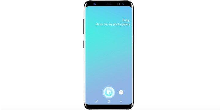 5 cosas que debes saber de Bixby, el asistente virtual del Galaxy S8