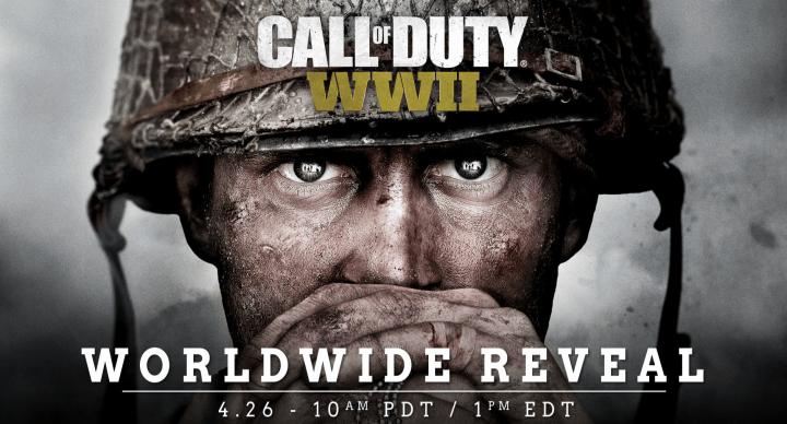 Imagen - Call of Duty: WWII es anunciado de forma oficial