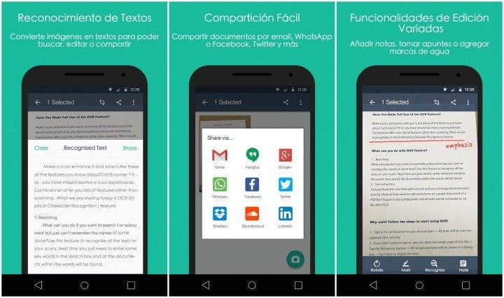 Imagen - 8 apps para escanear con el teléfono