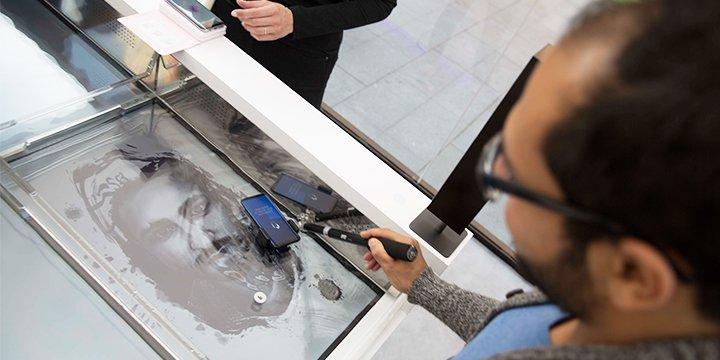 Imagen - Galaxy Studio, el espacio de Samsung en Madrid para acoger al Galaxy S8