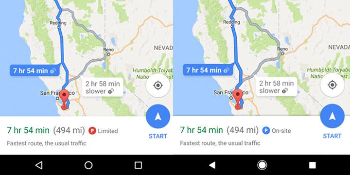 Imagen - Google Maps te indicará si hay aparcamiento