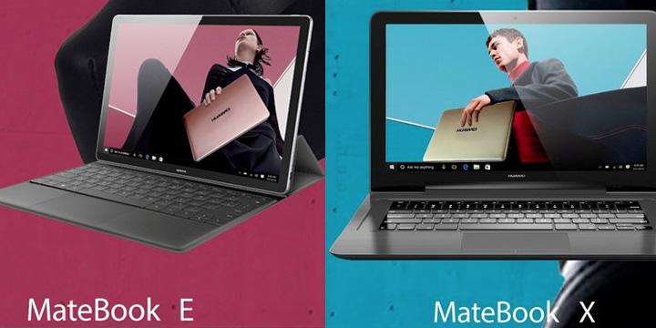 Huawei prepara nuevos portátiles MateBook