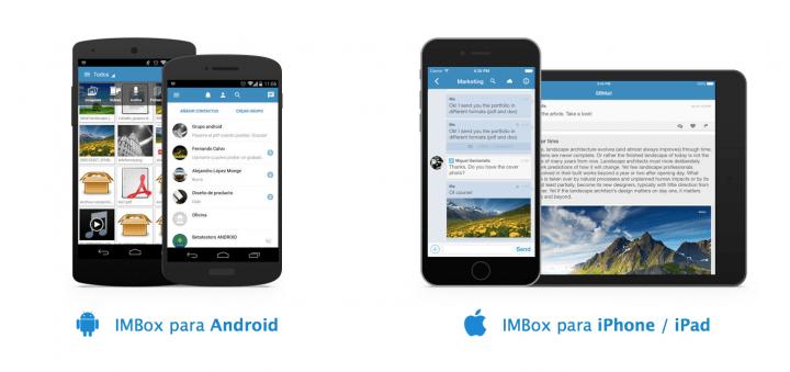 """Imagen - IMbox, el """"WhatsApp"""" de utilizará la Policía"""