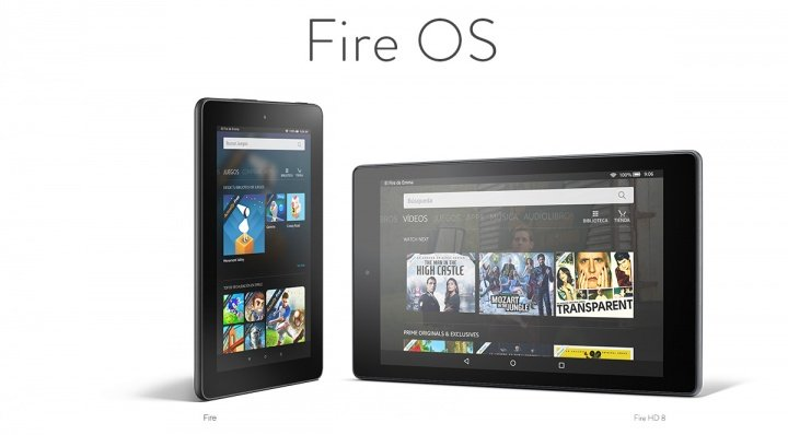 Imagen - Oferta: Amazon Kindle Fire 7″ por solo 45 euros