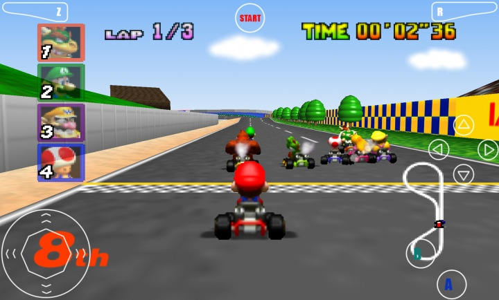 Imagen - Cómo jugar a Mario Kart en Android