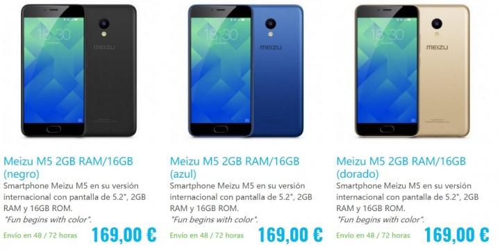 Imagen - 7 tiendas dónde comprar el Meizu M5