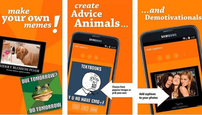 Imagen - Cómo crear memes desde el móvil