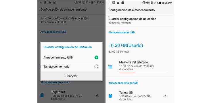 Imagen - Cómo guardar las fotos en la memoria externa en Android