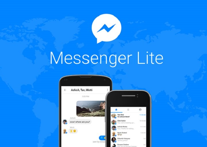 Descarga ya Facebook Messenger Lite en España