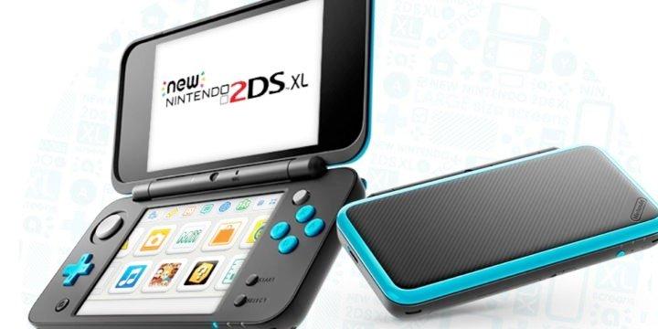 New Nintendo 2DS XL, una versión más económica de la portátil sin efecto 3D
