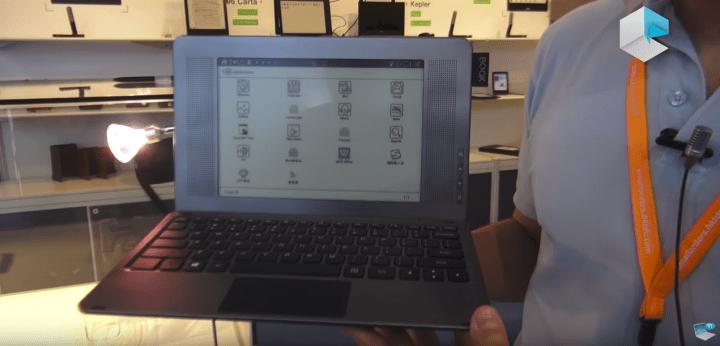 Imagen - Onyx Boox Typewriter, el portátil con pantalla de tinta electrónica