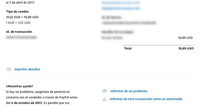 Imagen - Cómo pedir una devolución del dinero con PayPal