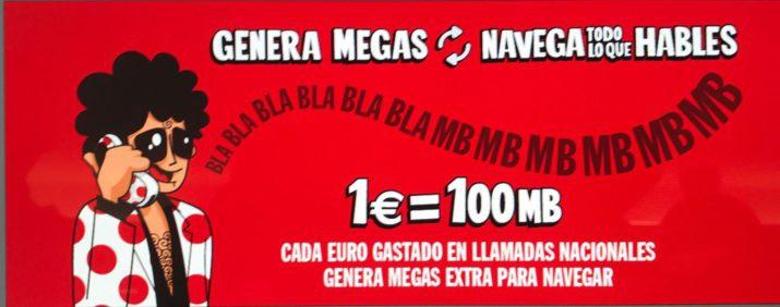 Imagen - Pepephone aplaza la oferta de 100 MB gratis por cada euro gastado