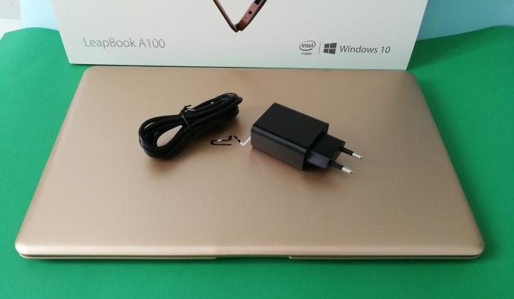 Imagen - Review: Innjoo Leapbook A100, un portátil básico con Windows 10 a precio muy reducido