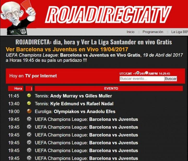 Image Result For En Vivo Barcelona Vs Real Madrid En Vivo En Vivo Roja Directa