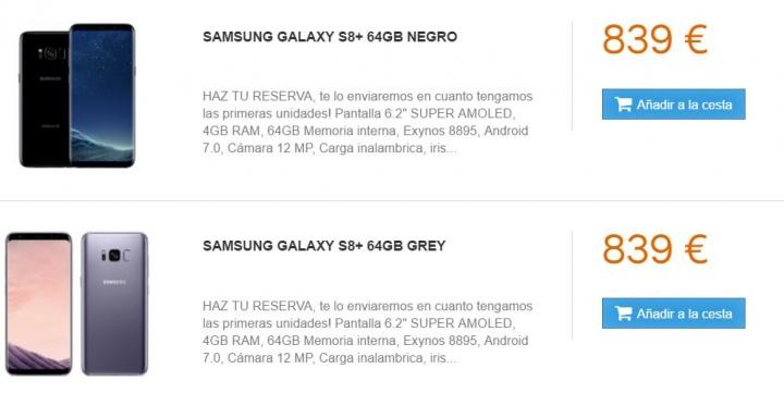 Imagen - 7 tiendas donde comprar el Samsung Galaxy S8+