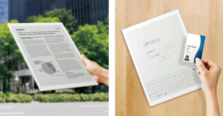 Imagen - Sony DPT-RP1, la tablet de 13,3 pulgadas de tinta electrónica