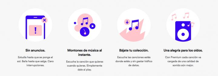 Imagen - Spotify Premium por 4,99€ al mes para estudiantes