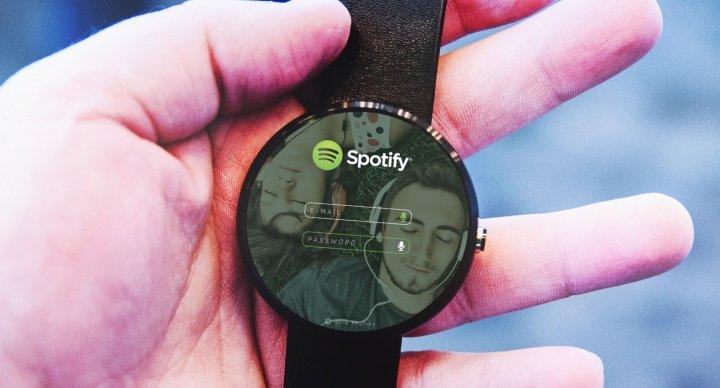Spotify renueva su app para smartwatches Wear OS añadiendo Spotify Connect