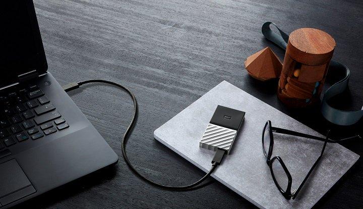 WD SSD My Passport, el primer disco sólido portátil de Western Digital