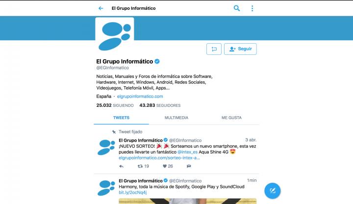 Imagen - Twitter Lite ya es oficial, la versión más ligera de la red social