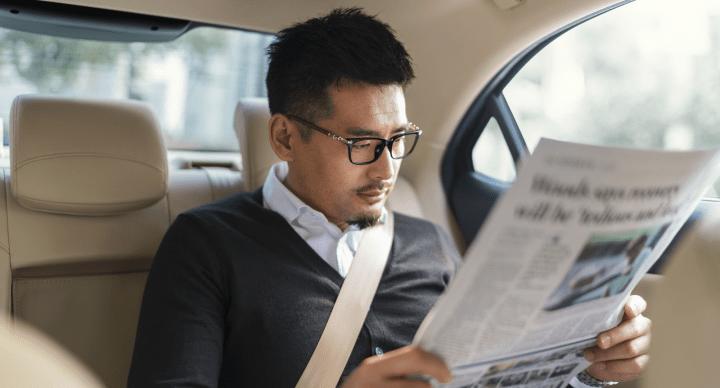Imagen - Huelga del taxi contra Cabify y Uber