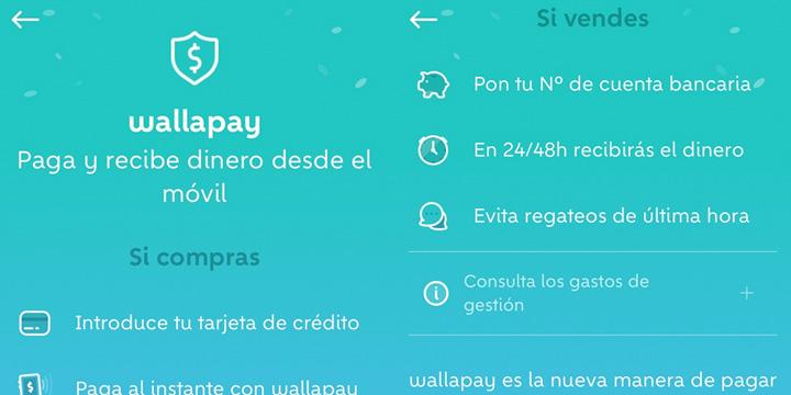 Imagen - Wallapop ya permite pagar online con Wallapay