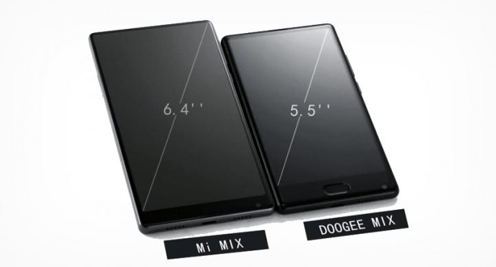Imagen - Mi Mix, Galaxy S8 y Doogee Mix, ¿qué batería usan los smartphones con pantalla sin marcos?