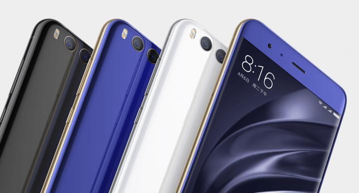Imagen - Reserva el Xiaomi Mi6, recíbelo antes que nadie y obtén un descuento