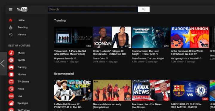 Imagen - YouTube para Android tendrá modo oscuro