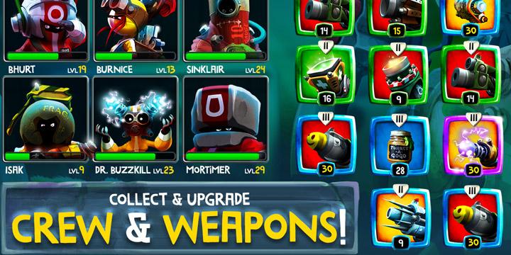 Imagen - Battle Bay, el nuevo juego de los creadores de Angry Birds