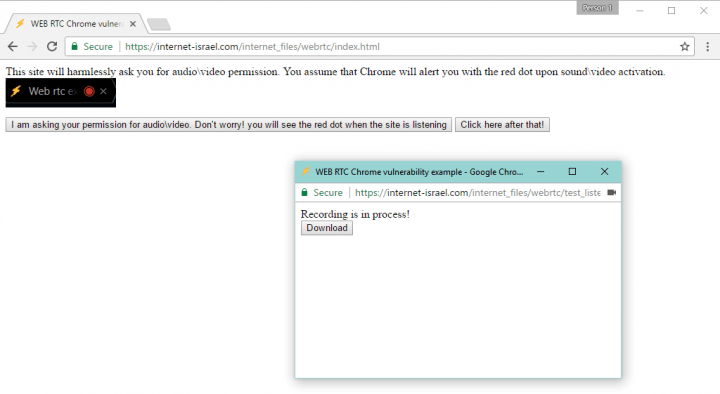 Imagen - Chrome puede usar tu webcam y micro sin que te des cuenta