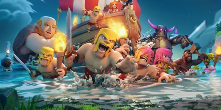 Imagen - Clash of Clans lanza su mayor actualización desde Clan Wars