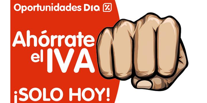 Imagen - Dia celebra el Día sin IVA